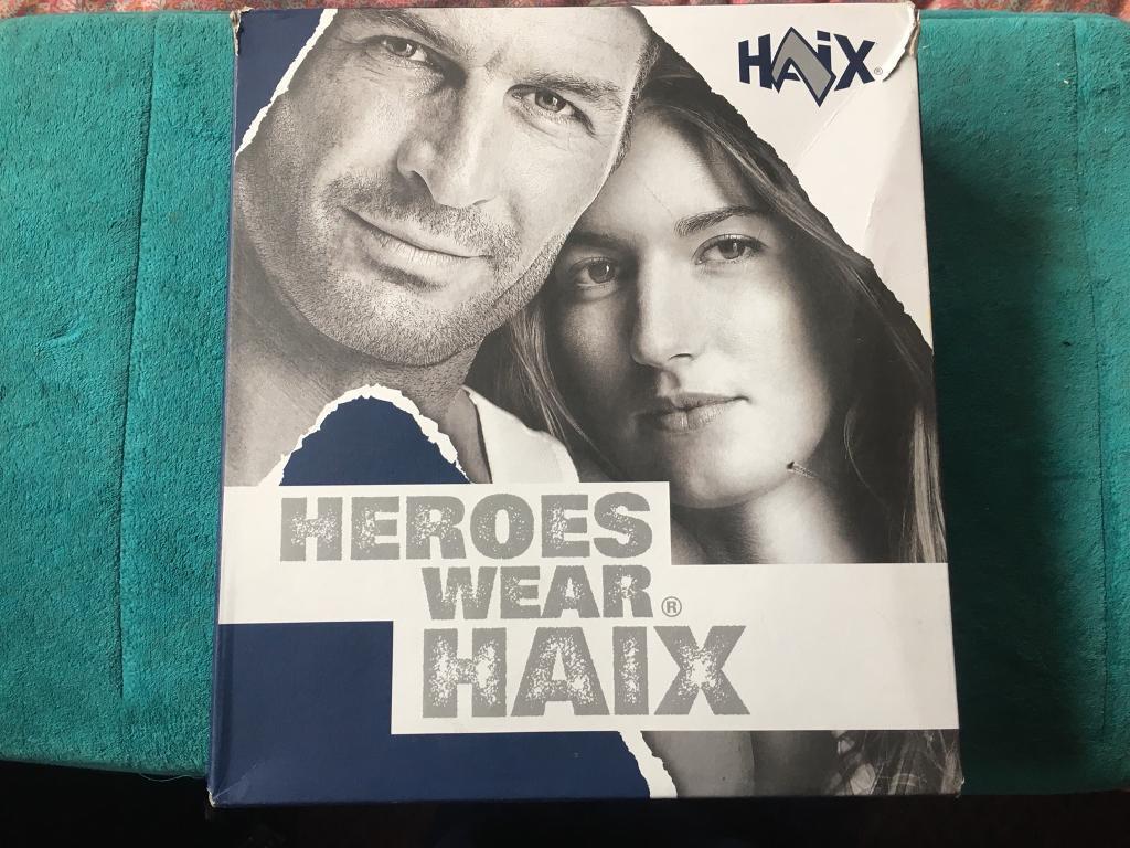 Haix Trekker Pro S3 work boot