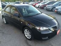 2008 Mazda MAZDA3 GS *Ltd Avail* / AUTOAIR / LOADED / ALLOYS