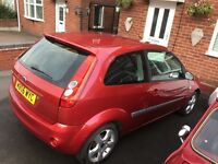 2006 FORD FIESTA LOW MILEAGE