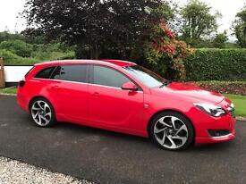 2014 Vauxhall insignia sri nav cdti echo