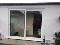 White patio doors and French doors fitted from £799