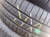Used tyres/ part worn tyres/ TouchStoneTyresLondon/ 205x55x16 / top brands Pressure tested