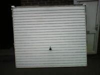 """Garador Garage Door 7ft 6"""" x 6ft 4"""" (2284mm x 1931mm)"""