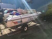 Boat trailer in good condition