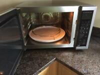 Combination over - microwave, grill and convection oven