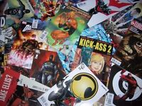 Ten Random Comic Books