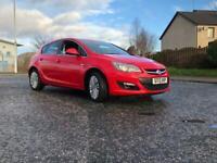 2013 Vauxhall Astra 1.4 energy