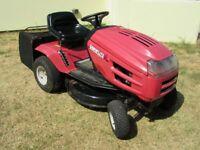 Lawnfilte 604-Ride on lawnmower