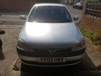 Vauxhall Corsa Comfort 16V (Silver)