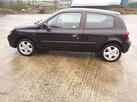 RENAULT CLIO 1.2 DYNAMIQUE NEW MOT NEW TIMING BELT IDEAL FIRST CAR READY TO GO