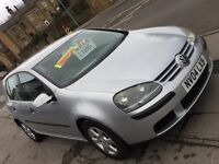 Volkswagen Golf 1.4 Fsi Sport Excellent Condition 12 Months M.O.T Full Service History ONLY £1595
