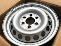 "Genuine 16"" Mercedes Sprinter 907 Steel Wheel Single Spare Great Condition Sets Available"