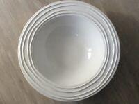 Large stoneware pasta dish/bowl