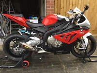 BMW S1000RR Sport - Akrapovic, Brembo, ABS, DTC - Make an offer!