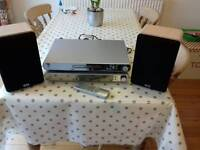 Bush Acoustics CD Player and Amplifier