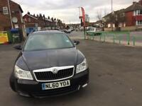 Skoda Octávio for sale good condition. Orly heater fun not working 1250ono not TIL 03/11/2018