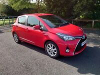 2014 Toyota YARIS, Hybrid Excel Auto Top spec, DAB, Touchscreen, Cruise Climate,