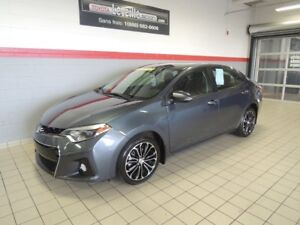 2015 Toyota Corolla S TOIT OUVRANT-MAGS