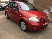Citroen C3 1.4 i SX 5dr, AUTOMATIC, 6 MONTHS FREE WARRANTY, 1 OWNER, PANORAMIC ROOF