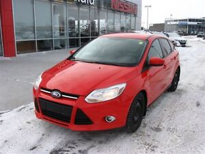 2012 Ford Focus SE.Cloth heated seats, Intermittent wipers,2 set