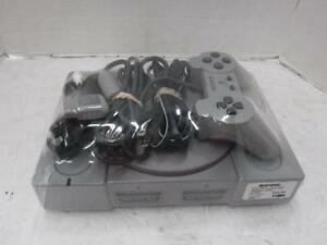 Sony PS1 Console. We Buy and Sell Used Video Games and Consoles. 40987 CH812404