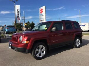 2014 Jeep Patriot North 4X4 ~Low Km ~Heated Seats ~Top Saftey Pi