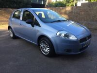 2008 Fiat Punto Active 1.2 64000 Miles FSH