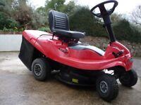 Mountfield ride-on lawn mower