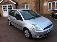 2004 FORD FIESTA 1.4 GOOD CONDITION