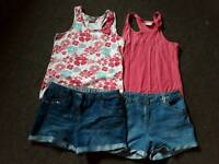 10/11 girls clothes