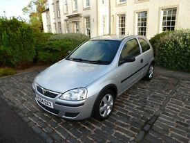 2004 Vauxhall CORSA 1.0 Twinport Life LOW 80k MILES 1 Years MOT Serviced ( Punto Clio 207 Fiesta )