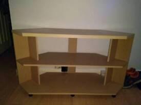 Corner TV stand/cabinet