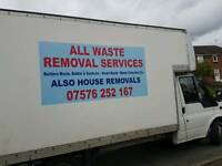 All Waste Removals-Rubbish Clearance-Sameday Service