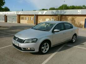 Volkswagen Passat 1.6 TDI BlueMotion DIESEL MANUAL FACE LIFT MODEL 2 REMOTE KEYS TAX £30