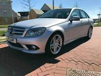Mercedes-Benz C-Class C180 CGI Sport (newer Turbo charged Engine)