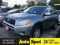 2008 Toyota RAV4 WE FINANCE/ A FAMILY OWNED BUSINESS- 34 YEARS !