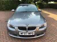 BMW 325 DIESEL COUPE AUTOMATIC 2007