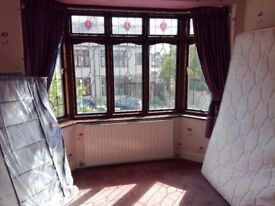 A bright and spacious double room