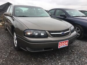 2003 Chevrolet Impala LS AS-IS SPECIAL   LOW KMS  