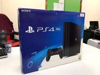 Sony Playstation 4 PS4 Pro 1TB Brand New Sealed - NEEW