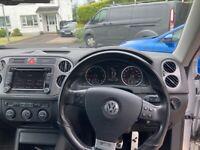VW R Line Tiguan