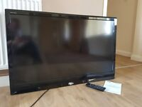 Toshiba 42 inch Full HD TV (42AV635D) in very good condition - No stand as I had it on the wall