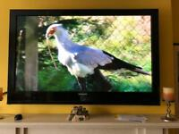 "Samsung Plasma TV 50"""