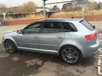 Audi A3 Sline Black Edition Sport