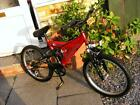 "20"" WHEEL FULL SUSPENSION BIKE IN GOOD WORKING ORDER"