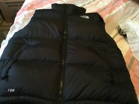 For sale brand new body warmer size large