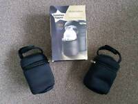 Tommee Tippee Closer to Nature 2 Bottle Warmers
