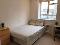 BEAUTIFUL DOUBLE ROOM TO RENT IN CENTRAL LONDON CLOSE TO PIMLICO UNDERGROUND TUBE STATION. 9S