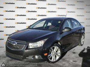 2012 Chevrolet Cruze LT Turbo PST PAID***GOOD ON GAS***TURBO...
