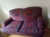 Sofa,Dining table and chairs in very good condition
